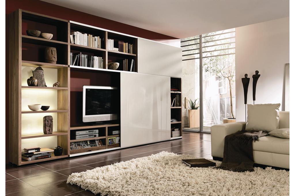 Мебель для гостиной. как не загромождать гостиную.модульная .